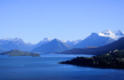 queenstown pasma remarkables Obrazy Royalty Free