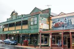 Queenstown, Tasmania Immagini Stock Libere da Diritti