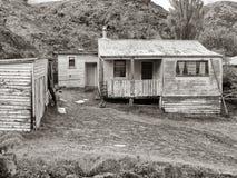 Queenstown Tasmanien stockfoto