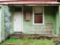 Queenstown Tasmanien stockbild