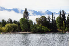 Queenstown tourism Royalty Free Stock Photo