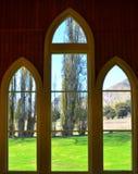 Queenstown Vineyard Historic Church royalty free stock photos