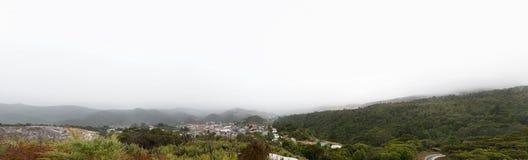 Queenstown west coast Tasmania stock photos