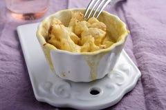 Queijo da couve-flor com açafrão Imagens de Stock Royalty Free