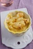 Queijo da couve-flor com açafrão Imagem de Stock Royalty Free