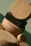 Queijo de Artisinal Fotografia de Stock
