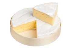 Queijo do camembert Imagens de Stock