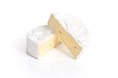 Queijo do camembert Imagem de Stock Royalty Free