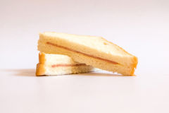 queijo do presunto Imagens de Stock Royalty Free