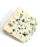 Queijo francês brandamente azul do Roquefort Fotografia de Stock Royalty Free
