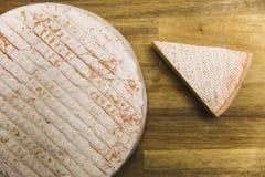 Queijo tradicional de Auvergne fotografia de stock