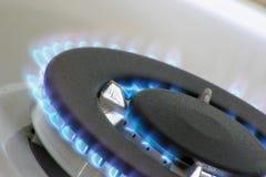 Queimador de gás Imagem de Stock Royalty Free