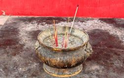 Queimador de incenso. Foto de Stock Royalty Free
