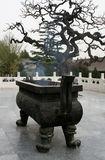 Queimador de incenso Fotografia de Stock