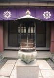 Queimador de incenso fora de Senso-Ji Imagem de Stock