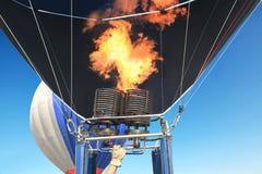 Queimador do balão Foto de Stock