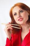 Queira comer Fotografia de Stock Royalty Free