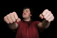 Queira lutar? Fotografia de Stock Royalty Free