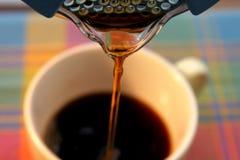 Queira a um copo? Fotos de Stock Royalty Free