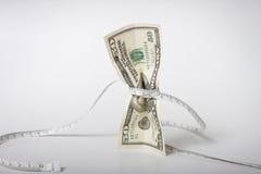 Quel impôt effectue à votre budget Photo stock