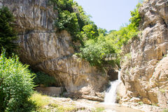 Quell-Dryanovska-Fluss bulgarien Lizenzfreie Stockfotografie