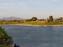 Quella vita pacifica del lago immagini stock libere da diritti