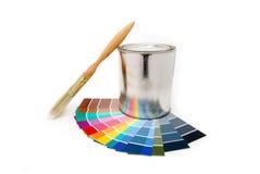 Quelle couleur Photos stock