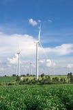 Quelle der alternativen Energie Stockfotos
