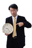 Quelle heure est il Image libre de droits