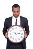 Quelle heure est-il maintenant ? photos libres de droits