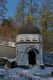 Quelle in Kiew-Pechersk Lavra Lizenzfreies Stockfoto