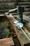 Quellenwasser Stockfotografie