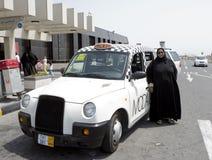 Quelque chose change au Bahrain Photos stock