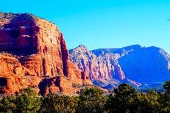 Quelque part en Arizona Image libre de droits