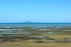 Quelque part en Nouvelle Zélande Image libre de droits
