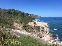 Quelque part en Nouvelle Zélande Photo libre de droits