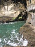 Quelque part en Nouvelle Zélande Photos libres de droits