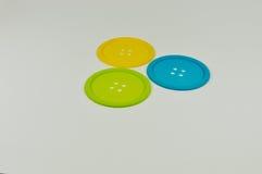 Quelques caboteurs colorés Photos stock