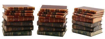 Quelques vieux livres Image libre de droits