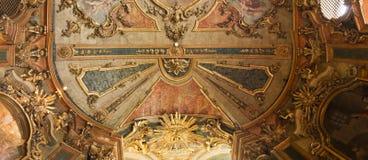 "Queluz全国宫殿†""皇家教堂 免版税库存图片"