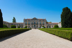 Queluz National Palace. A Portuguese 18th-century palace Stock Images