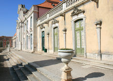 Queluz National Palace, Portugal Royalty Free Stock Image