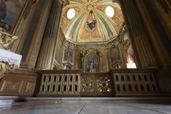 Queluz National Palace – Royal Chapel Stock Photos