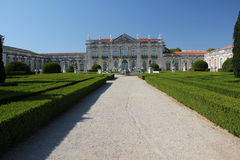 Queluz National Palace, Sintra Royalty Free Stock Photo