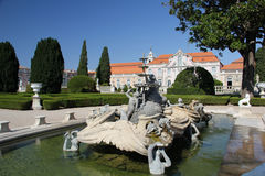 Queluz National Palace, Sintra Royalty Free Stock Images
