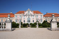 Queluz National Palace, Sintra Stock Image