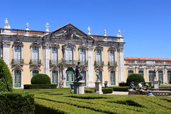 Queluz Palace Stock Photo