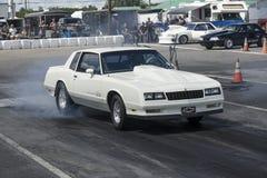 Quemadura de Chevrolet Fotografía de archivo