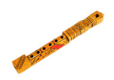 Quena flute Royalty Free Stock Images