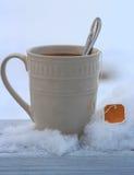 Quente & frio Foto de Stock
